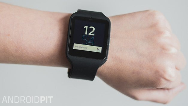 Sony smartwatch 3 review email