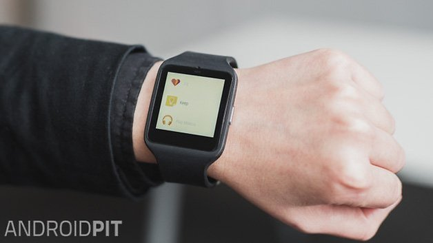 Sony smartwatch 3 review recursos