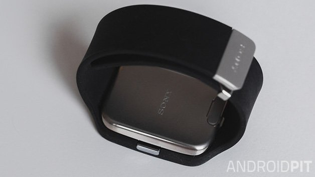 Sony smartwatch 3 review traseira