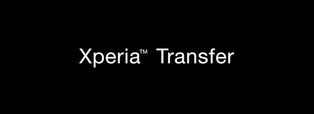 Sony xperia transfer