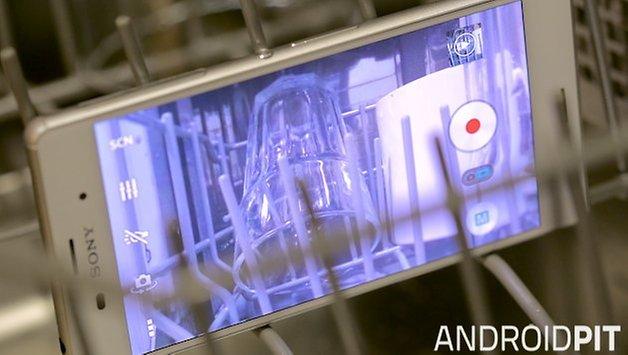 Sony xperia z3 maquina lavar louca