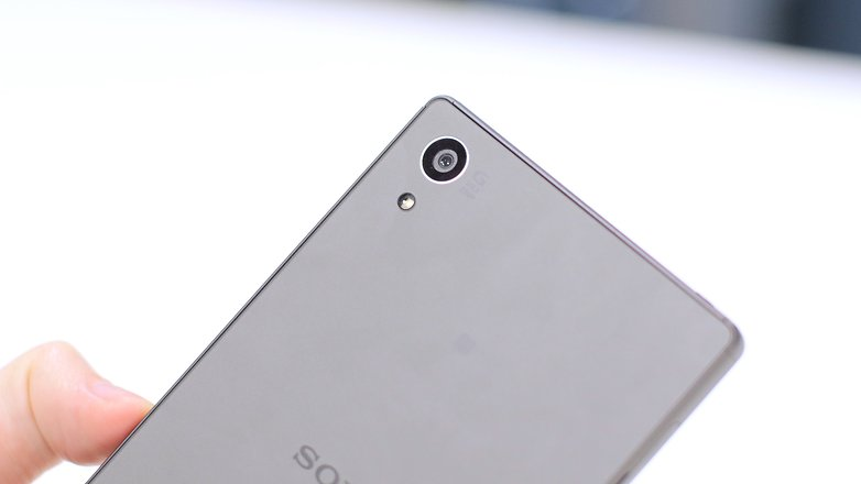 review xperia z5 PT camera