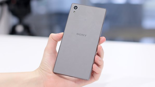 review xperia z5 PT traseira