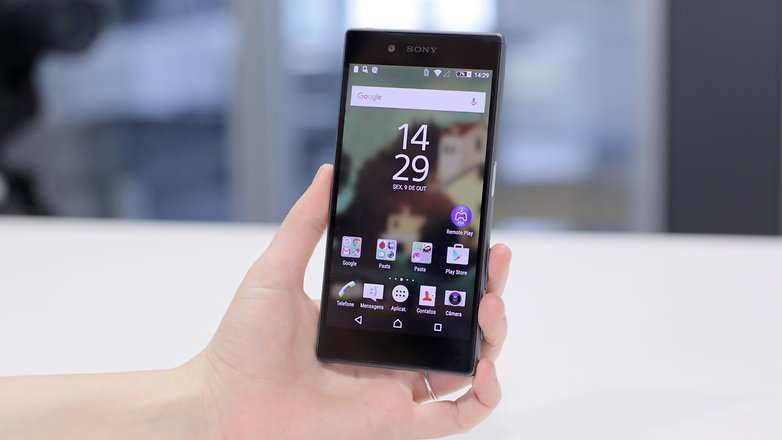 review xperia z5 teaser
