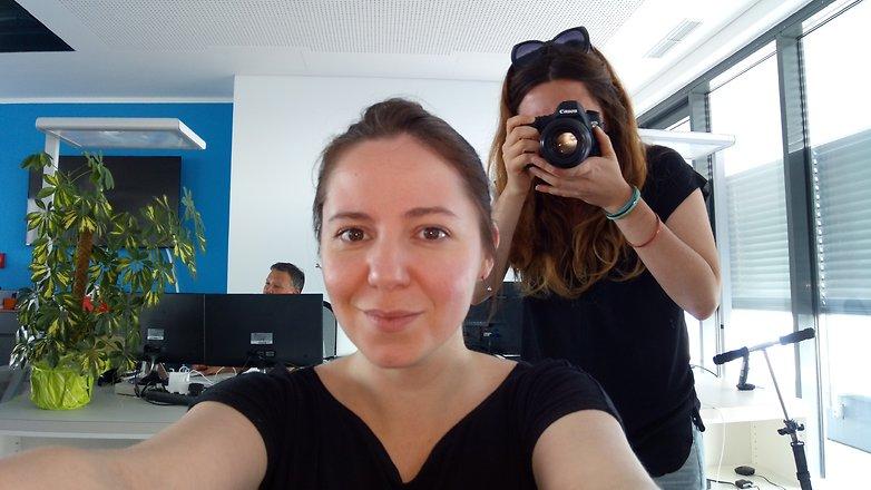 selfie sony xperia xa ultra
