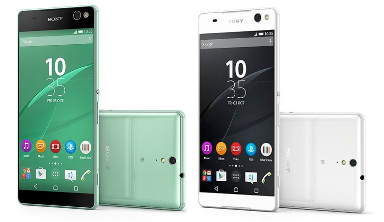 sony xperia C5 ultra cores