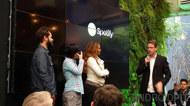 Spotify lancamento brasil