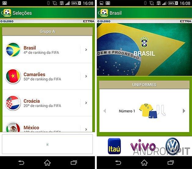 Torce Brasil app