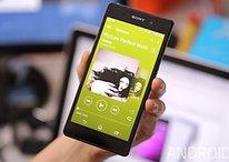 Walkman é otimizado para Material Design e Sony fica mais próxima de liberar Android 5.0 Lollipop