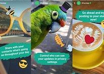WhatsApp kopiert das wichtigste Snapchat-Feature