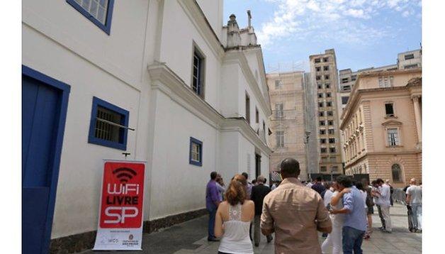 São Paulo já possui redes Wi-Fi grátis sem necessidade de cadastro prévio