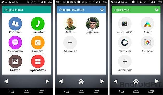 Wiser app launcher