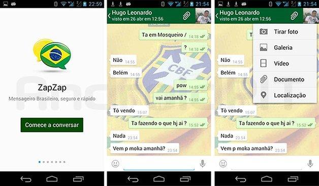 Zap Zap App