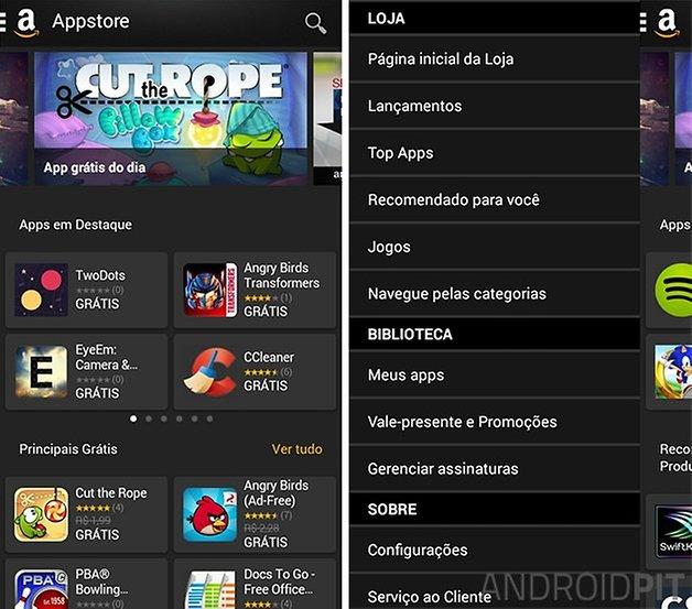 amazon appstore tutorial instalacao