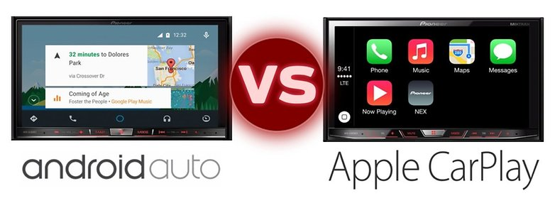 android auto vs carplay