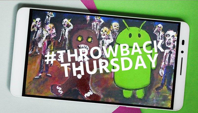 Qual foi a versão do Android que mais marcou você? A minha foi o Gingerbread #TBT