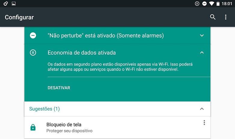 android n economia dados