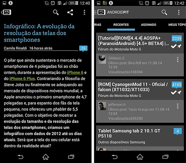 androidpit app versao 24 update