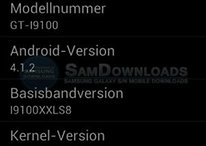Sammy libera a atualização oficial Android 4.1.2 para o Galaxy S2