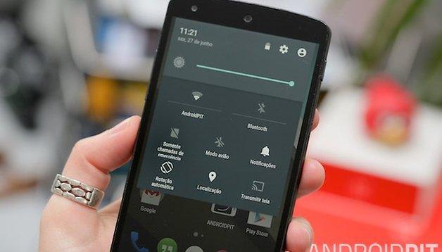 Android L: vídeo hands-on da versão prévia para desenvolvedores