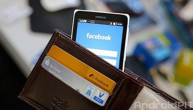 Facebook planeja sistema de pagamentos móveis