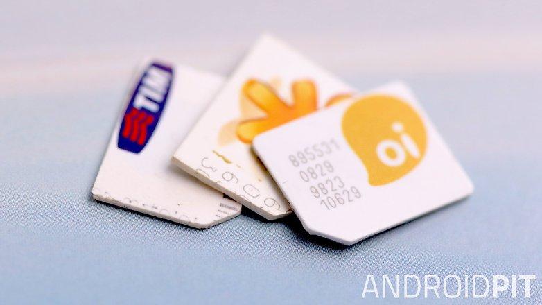 brasil sim cards operadoras