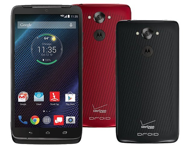 droid turbo 2 FRENTE VERSO