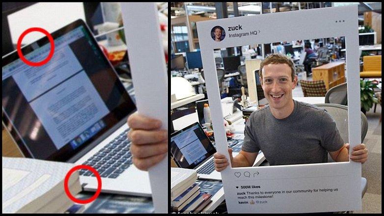 Mark zuckerberg camera webcam