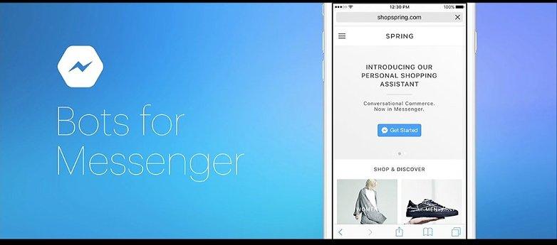 facebook messenger plataforma bot 2