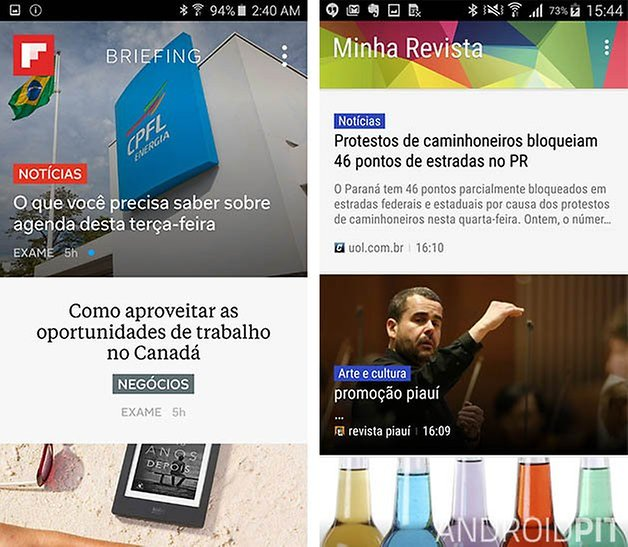 flipboard touchwiz revista galaxy s6