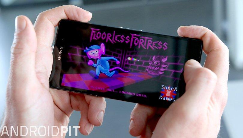 Floorless Fortress Room Escape: A indicação arcade da semana!
