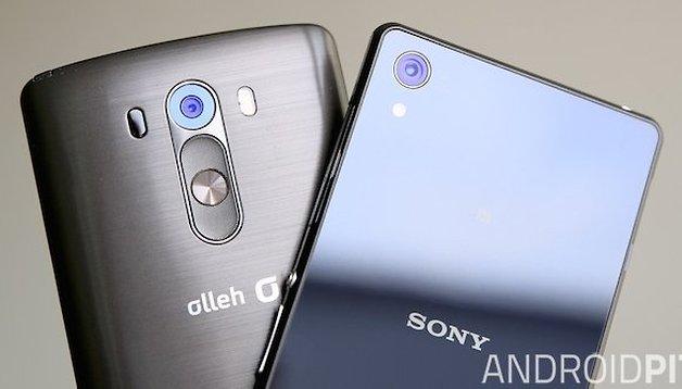 LG G3 vs Xperia Z2: Confira os dois dispositivos lado a lado [Vídeo]
