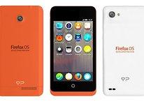 Mozilla anuncia aparelhos protótipos para o Firefox OS