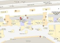 GoogleMaps vous guide dans les aéroports et autres bâtiments