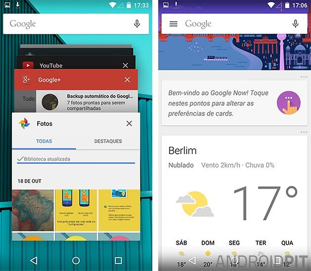 google now android 5 0 lollipop