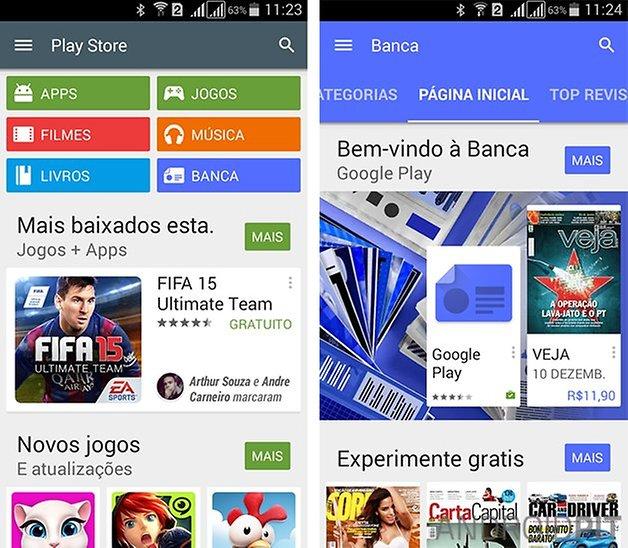 google play banca pago brasil