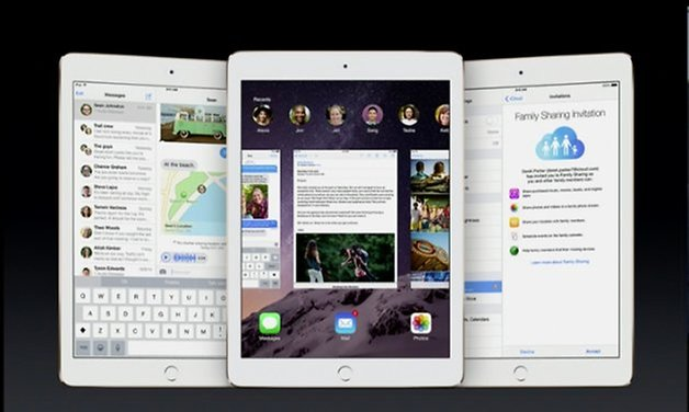 ipad air 2 apple release