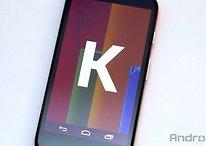 KitKat está presente em 20% dos dispositivos Android