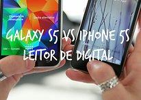 Galaxy S5 vs iPhone 5S: comparamos os leitores de impressão digital [Vídeo]