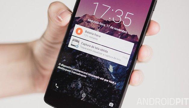 Android 5.0 Lollipop: Smart Lock e a adição de um ícone inteligente à tela de bloqueio