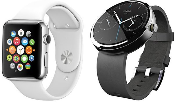 Apple Watch vs Moto 360: qual è lo smartwatch migliore?