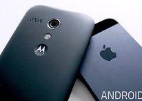 Comprovado: A bateria do Moto G é melhor que a do iPhone!