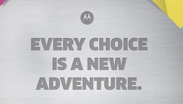 Motorola vai lançar Moto X+1, Moto 360 e Moto G2 dia 4 de setembro