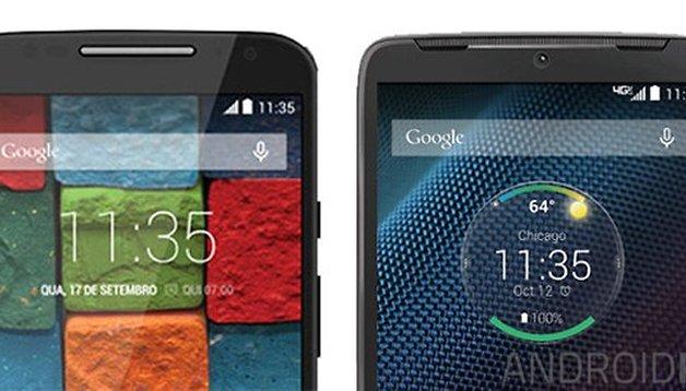 Moto X 2014 vs Moto Maxx: trova le differenze!