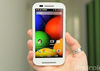 Vídeo Hands-On do Moto E