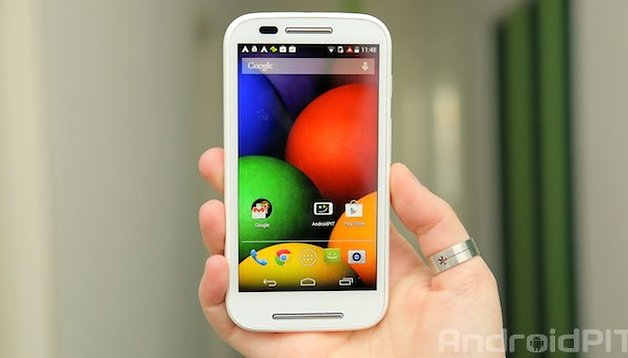 Moto E review: a cheap phone with a great pure Android experience