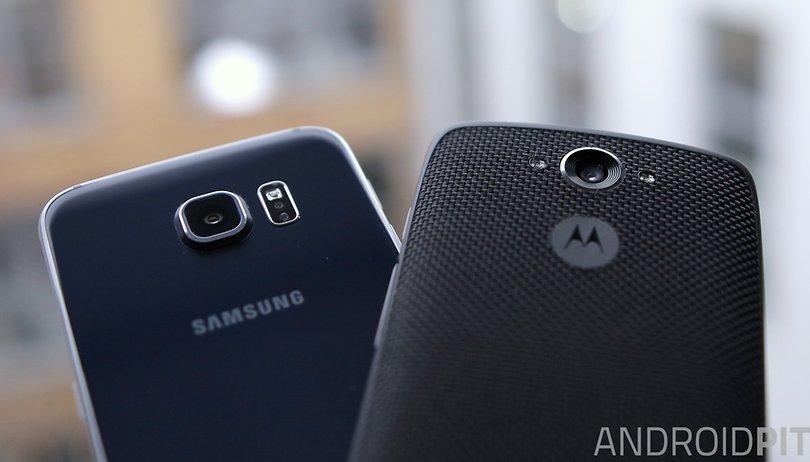 La gran final: Samsung vs Motorola ¿De parte de quién estás?