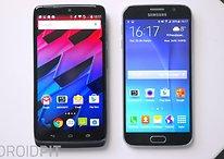 Galaxy S6 vs. Moto Maxx: 2 smartphones, 2 grandes experiências!