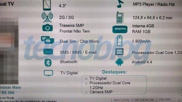 motorola rumor novo smarthone