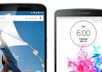 Nexus 6 vs. LG G3: a LG vai cair do trono?